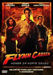 Flynn Carsen: Honba za Kopijou osudu