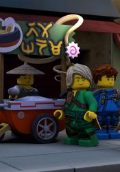 Lego Ninjago: Tajomstvá zakázaného Spinjitzu (2)
