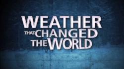 Počasí, které změnilo svět
