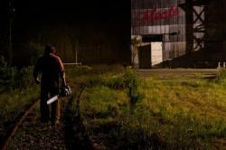 Texaský masakr motorovou pilou 3D obrazok