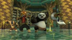 Kung Fu Panda III obrazok