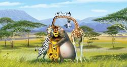 Madagaskar 2: Útek do Afriky obrazok