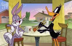 Zajac Bugs a priatelia obrazok
