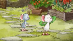Myška Tilda obrazok