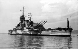 Zkáza bitevní lodi Roma