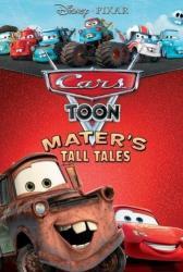 Cars Toon: Burákovy povídačky obrazok