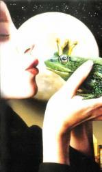 Žabí princ obrazok