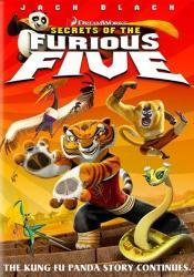 Kung Fu Panda: Tajomstvá Zúrivej päťky
