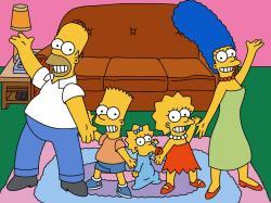 Simpsonovci - Vianoce obrazok