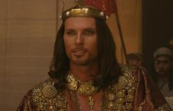 Noc s kráľom obrazok