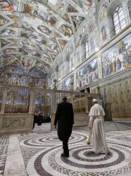 Papež a jeho vliv v historii obrazok