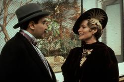 Agatha Christie: Poirot obrazok