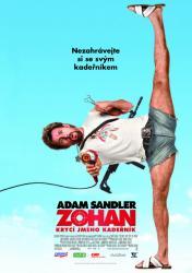Zohan: Krycie meno kaderník