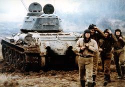Tankový prapor obrazok