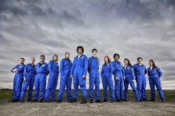 Chcete být astronautem?