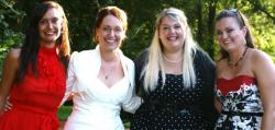 Štyri svadby - Veľká Británia obrazok
