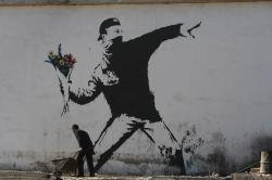 Banksy a vzestup pouličního umění obrazok