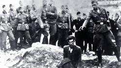 Einsatzgruppen: Nacistická smrtící komanda obrazok