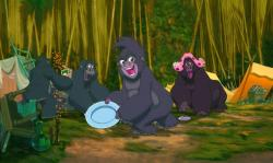Tarzan obrazok