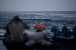 Kapitán Phillips: Prepadnutie lode Alabama obrazok