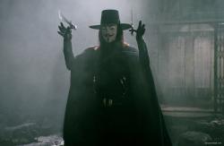 V wie Vendetta obrazok