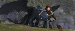 Ako vycvičiť draka obrazok