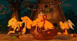 Asterix a Vikingovia obrazok