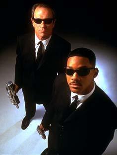 Muži v čiernom