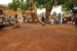 Kamera na cestách: Pobřeží slonoviny, africká mozaika obrazok