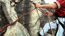Po vrcholcích Bakony, horolezectví pro každého