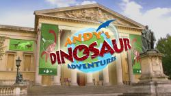 Andyho dobrodružstvá s dinosaurami obrazok