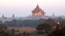 Barma, země tisíce pagod