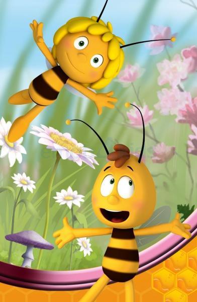 Včielka Maja - Nové dobrodružstvá