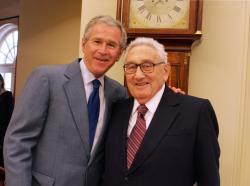 Henry Kissinger - tajemství supermoci