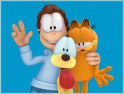 Garfieldova show II obrazok