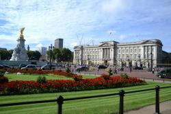 Buckinghamský palác obrazok