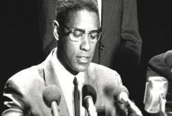Malcolm X obrazok