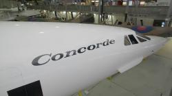 Nezapomenutelný Concorde