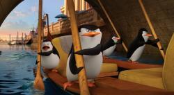 Tučňáci z Madagaskaru obrazok