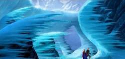 Ľadové kráľovstvo obrazok