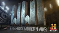 První moderní válka - Válka, která navždy přepsala dějiny válčení