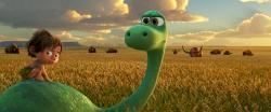 Hodný dinosaurus obrazok
