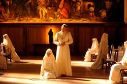 Mladý papež obrazok