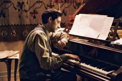 Pianista obrazok