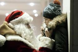 Santa obrazok