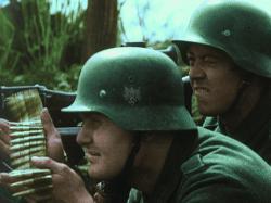 Druhá světová válka barevně a v HD obrazok