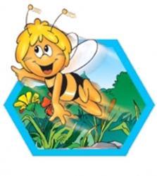 Včielka Maja obrazok