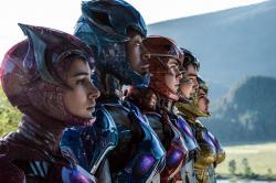 Power Rangers: Strážcovia vesmíru obrazok
