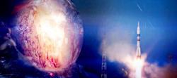 Vesmírné trosky, hrozba na oběžné dráze obrazok