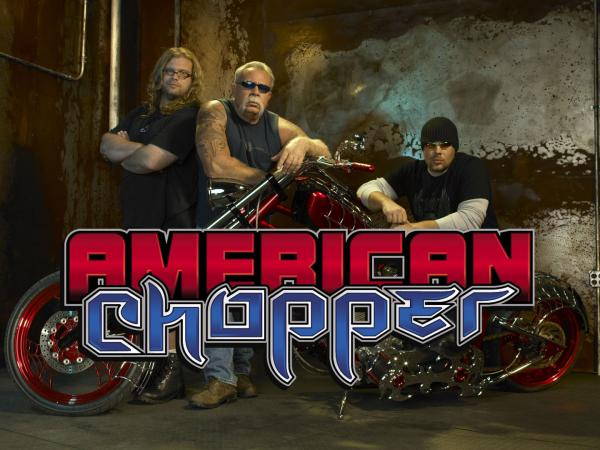 Americký chopper